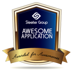 The Sleeter Group Announces The 2016 Awesome App Winners