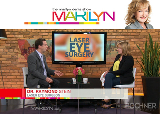 Dr. Raymond Stein Discusses LASIK on the Marilyn Denis Show