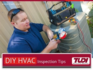 Give Your Home's Heating & Cooling a Quick Inspection with Help from Tudi Mechanical Systems