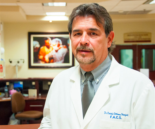 Dr. Wilhelmy, gastric sleeve surgeon