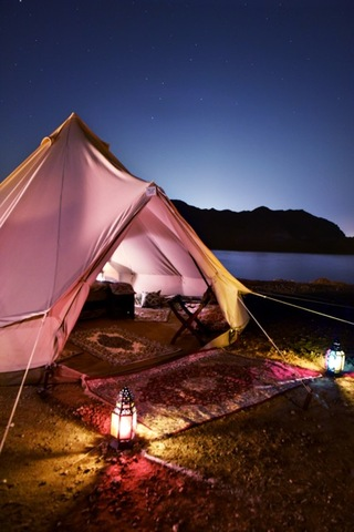 Desert Gates exclusive luxury Glamping