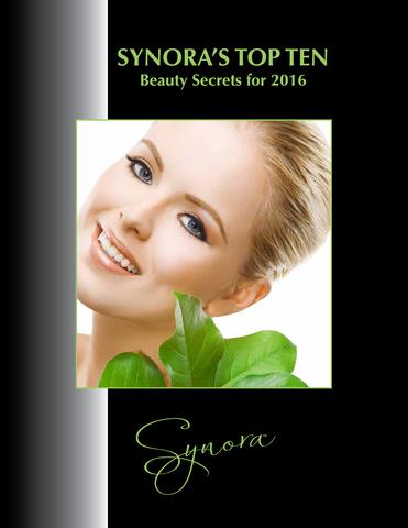 Synora's Top Ten Beauty Secrets of 2016
