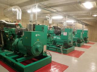 QuietFiber® Used to Quiet Industrial Generators at La Sirena Superstore in Santo Domingo