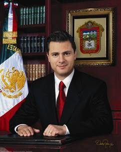 Enrique Peña Nieto, Governor of the State of Mexico, to speak at Worldfuture 2008