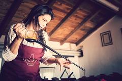 Gourmio shares stories of artisans like Giovanna, our aceto balsamico vinegar producer from Modena