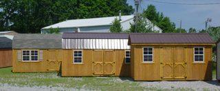 Storage Buildings Builder in KY, Esh's Utility Buildings Develops New Website