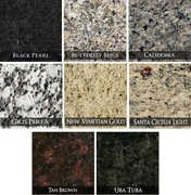 Savvy Home Supply, a Louisville granite countertop company, features 8 beautiful granite colors starting at $38/SF. Visit the Savvy Home Supply showroom for details.