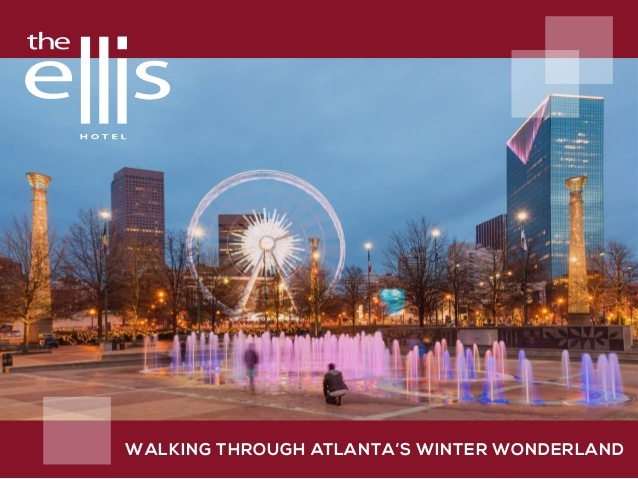Don't let the wintertime blues get you down by exploring these hot Atlanta attractions.