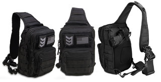 3V Gear Posse EDC Sling Pack - Compact, Discreet, and Lethal