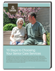 Concordia Releases Their Free Guide to Choosing Your Senior Care Services