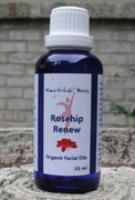 Rosehip Renew - Organic Rosehip Oil and Other Essentials