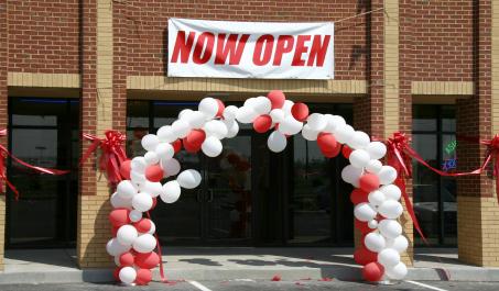 Flat Rate Carpet Warehouse Grand Opening