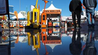 WerkMaster Sets New Gold Standard For Concrete Polished Floors At World of Concrete 2016