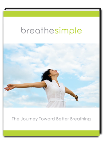 Download the free guide from BreatheSimple and discover how better breathing can benefit your everyday life.