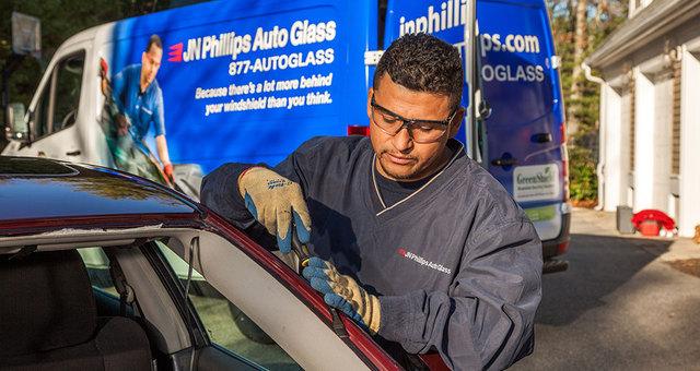 JN Phillips Auto Glass