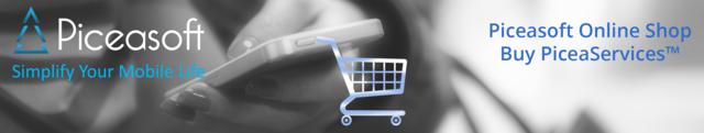 Piceasoft Global Online Software Shop