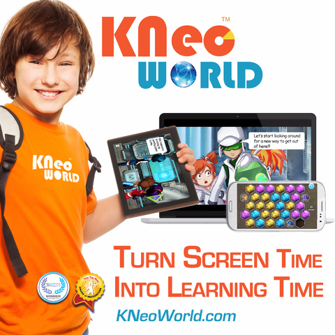 KNeoWorld.com, combined with our Fundraising Program is the perfect educational partner for any school or youth organization.