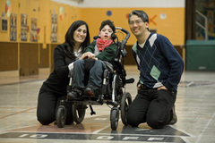 commitment to children and youth with disabilities and their families