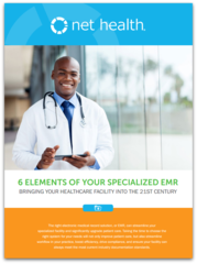 Choose Perfectly Fitted Specialized EMR Software with Help from Net Health