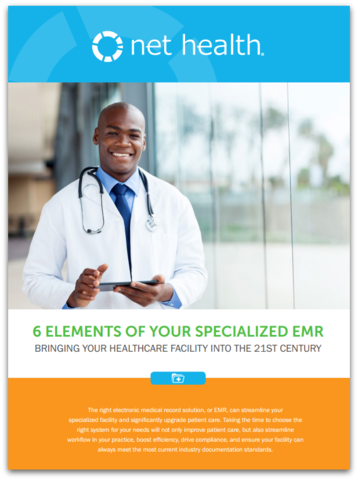 Bring your healthcare facility into the 21st century and uncover the secrets to choosing the right electronic medical record solution for your needs with help from Net Health.<br />