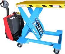 Self-Propelled Lift Table Model LPT-MGV