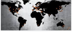 AFuzion's DO-178C Training Throughout the World - Almost Everywhere