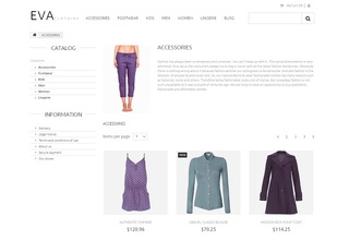 New MotoCMS 3 eCommerce Templates Raise Online Stores Efficiency