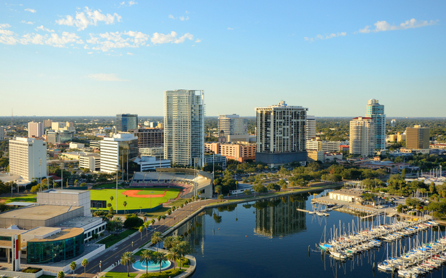 St. Petersburg, Florida is getting a new opportunity for real estate investments.