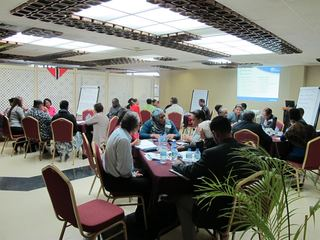 Action Learning Takes off in Trinidad & Tobago