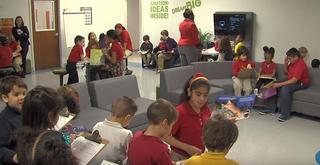 Hertz Furniture Awards 21st Century Learning Commons Grant to Kansas City Charter School