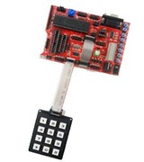 Kand PIC Board with Keypad