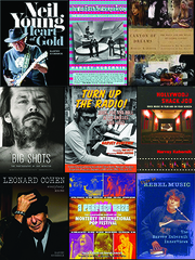 Scheduling Author-Journalist  Harvey Kubernik, One of America's Most Credible and In-demand Pop Music Historians