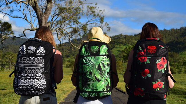 Elephant Stripes Travel Packs Now Available on Kickstarter!