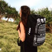 Adventuring with the 45 Litre Carry-On Travel Pack!