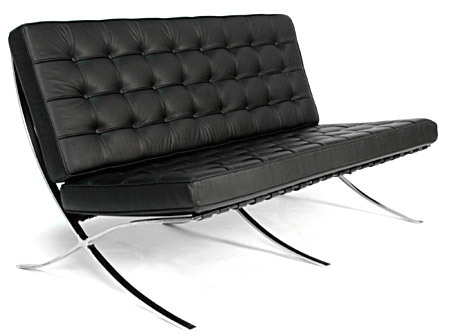 The new addition of the Barcelona Sofa