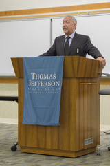 Thomas Jefferson School of Law Hosts Lecture on Armenian Genocide