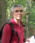 Bahman Azarm, CEO of Outdoor Ventures. (Photo: Anthony Wellman, Outdoor Ventures.)