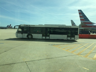First Transit Awarded the American Airlines Shuttle Operations Contract at Philadelphia Airport