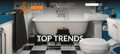 Savvy Home Supply, a Louisville, KY-based kitchen and bath remodeling company, launches a digital showroom featuring thousands of products.