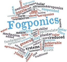 Koolfog Explains Aeroponics, Fogponics and Misting Systems In Greenhouse Farming