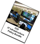 CIO IT Infrastructure Policy Bundle