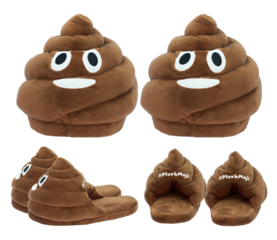 PlushMoji Bets on Plush Poop to Keep Your Feet Warm This Winter
