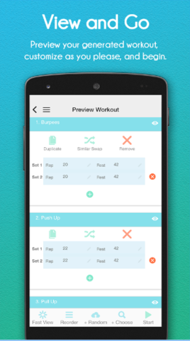 Updown Technologies, Inc. is excited to announce the release of Updown Fitness Version 2.0, a major update to their highly rated workout app