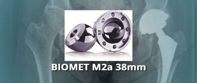 Zimmer Biomet is warning European surgeons about problems with the M2a 38mm metal on metal hip implants.
