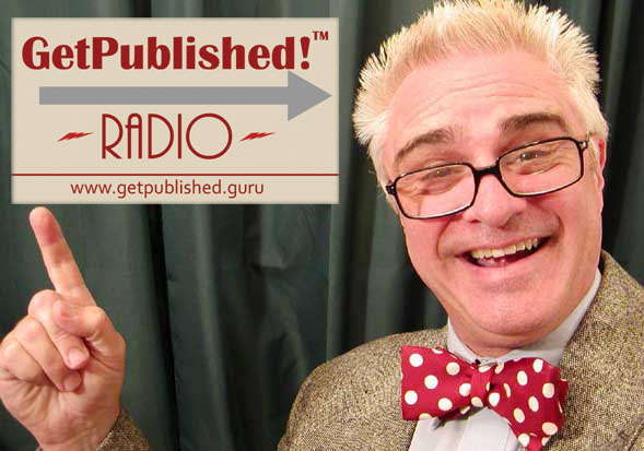 Gerald Everett Jones hosts GetPublished! Radio (LaPuerta)