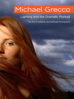 Michael Grecco Releases Best Selling Lighting and the Dramatic Portrait as eBook