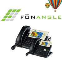 FonAngle with Yealink T38G and T32G phones