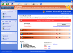 Windows Managing System so-called security essentials