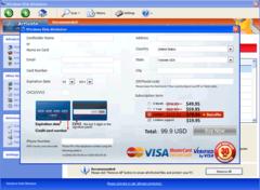 Windows Risk Minimizer persuades naive PC user to purchase it
