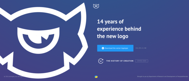 TemplateMonster: 14 years of experience